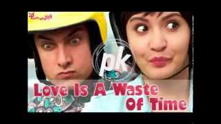 Love is a waste of time pk Sonu nigam song covered by TejAs