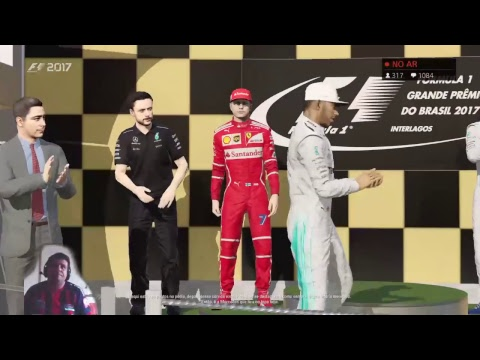 F12017 |MODO CARREIRA | RED BULL RACING | RBR |BRASIL