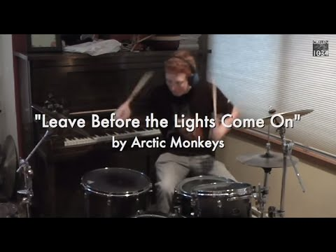 arctic monkeys leave before the lights come on drum cover youtube. Black Bedroom Furniture Sets. Home Design Ideas