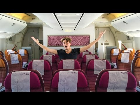 $357,000 for a 17 hour flight to Bali