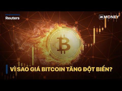 Vì sao Bitcoin tăng đột biến? | VTV24