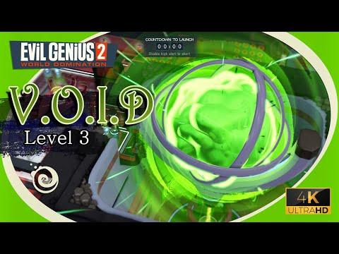 V.O.I.D Level 3 doomsday weapon (4k UHD)  