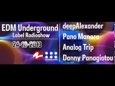 analog trip @ westradio  14 10 2013