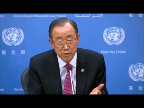 After Five UN Indictments, Ban Ki-moon Won't Answer ICP Question on Investigation, UNCA Sells Access