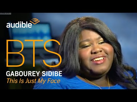 Behind the Scenes Interview: Author and Actress Gabourey Sidibe On Discovering Her Truth | Audible