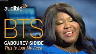 Behind the Scenes with Gabourey Sidibe