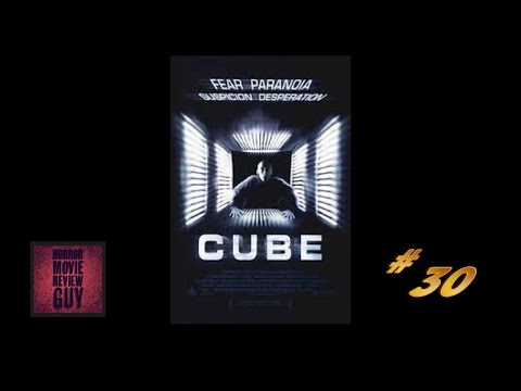 Cube – Horror Movie Review Guy  | Vid 30 | ( HMRG Oldies)