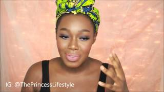 Sacha Cosmetics Second Skin Foundation Review