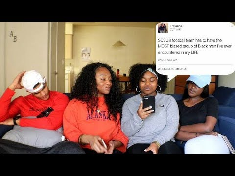 """Black Athletes at PWI's - Traviana Explains Her Controversial Tweet 