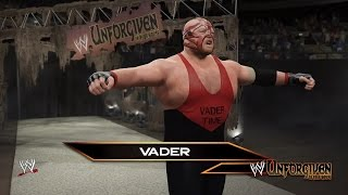 PC世界摔角娛樂WWE 2K16 - 維德[ Vader] Vs. 低階夜總會男人[殺無赦'98] [普通規則賽] [27/11/'16]