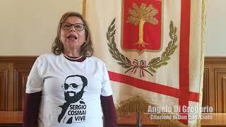 Bisceglie, un video per ricordare Sergio Cosmai