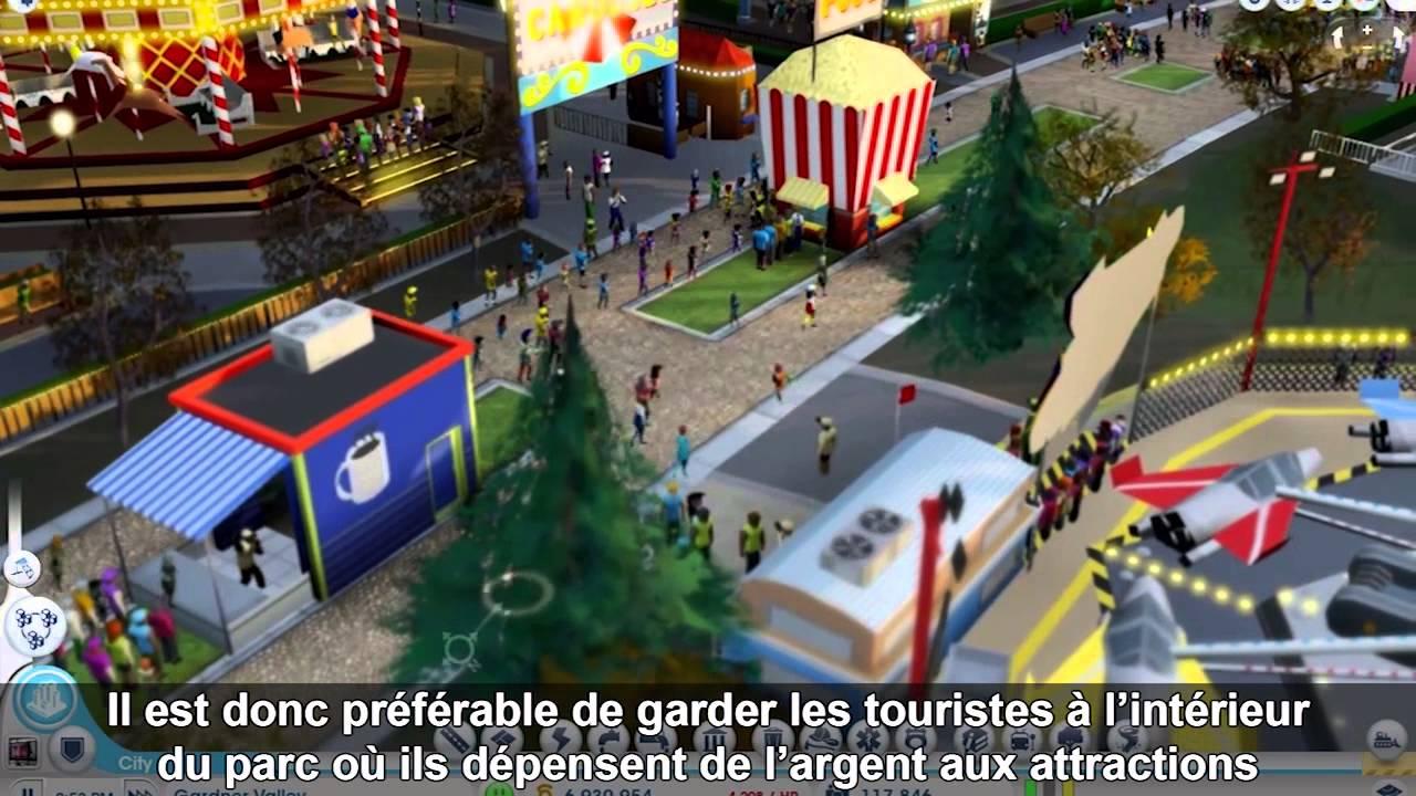 Simcity construisez votre propre parc d 39 attraction for Construisez votre propre plan