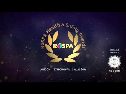 The RoSPA Health & Safety Awards thumbnail