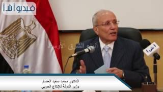 بالفيديو .. وزير الإنتاج الحربى: قمنا بتنقية لـ 20 مليون بطاقة تموينية لـ 80 مليون مواطن