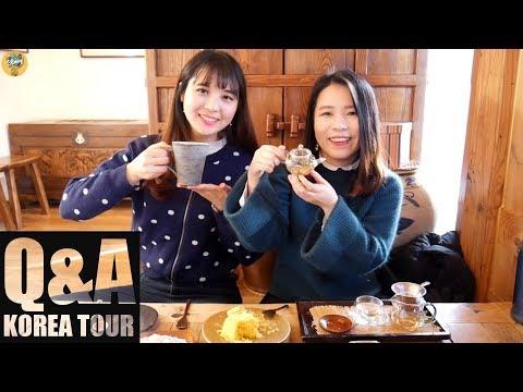 Is there Halal KOREAN food in Korea? [Q&A, Korea Tour EP.01]