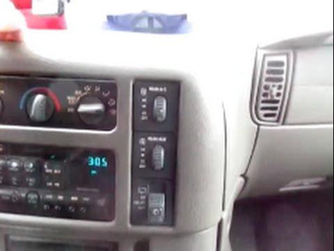 Chevy Astro Seat Swivel Install Doovi