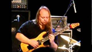 Sun Caged - Departing words - Live  Bosuil Weert feb12th 2011wmv