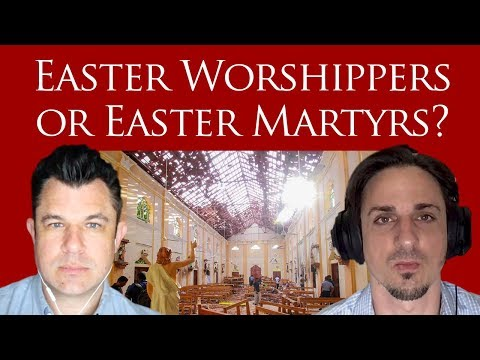 Easter Worshippers or Easter Martyrs? (#246 Dr Taylor Marshall)