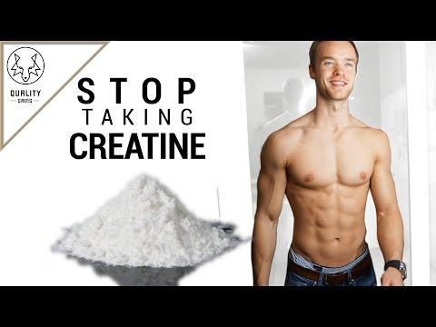 STOP TAKING CREATINE VEGAN SUPPLEMENTS