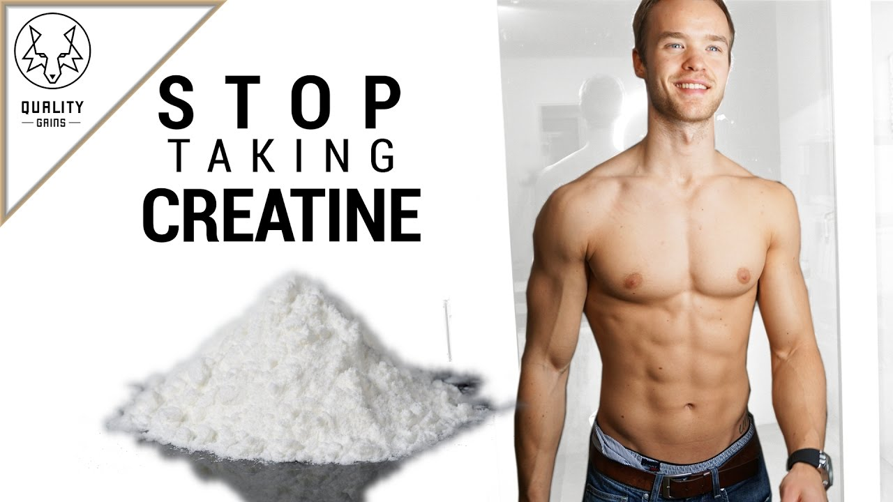 How much creatine should you take a day