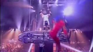 arab Gladiators LBC epiaode .. news .. JaBaR .. بحر البحر