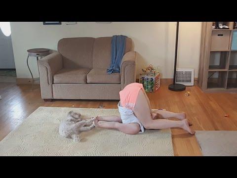Mom's Workout - yoga
