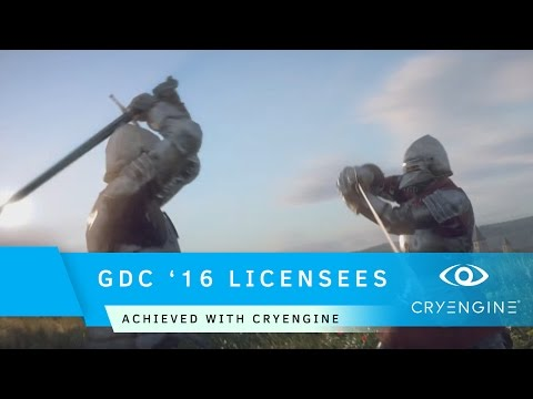 CRYENGINE Showcase GDC 2016