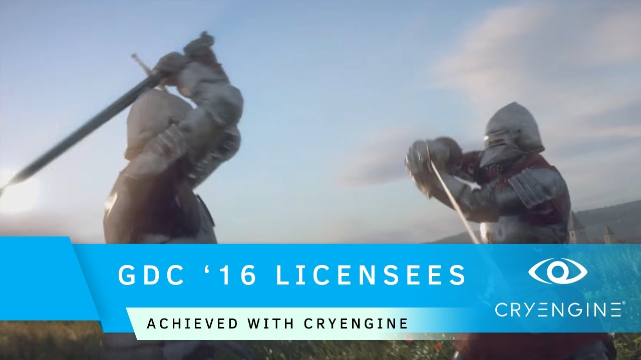 Crytek releases CryEngine V for free | CG Channel