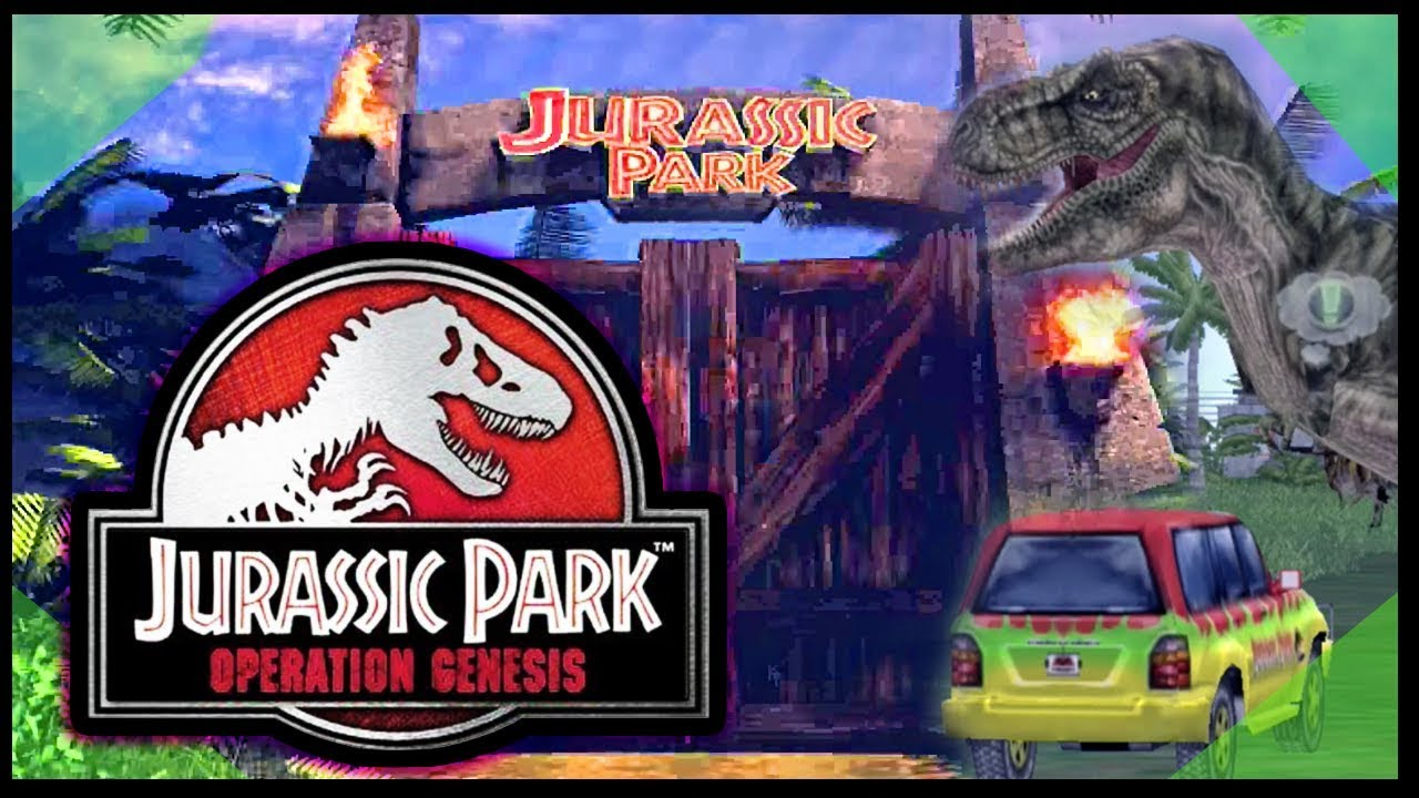 jurassic park operation genesis mac os x download
