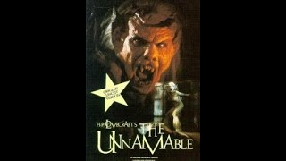 Video The Unnamable (1988) Movie Review (A Film from My Childhood) download MP3, 3GP, MP4, WEBM, AVI, FLV September 2017