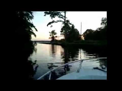 Pamlico River Boat Ride We Jammin'