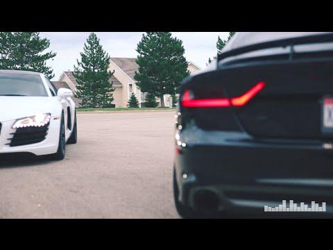 Audi R8 / Audi A7 Pro Video