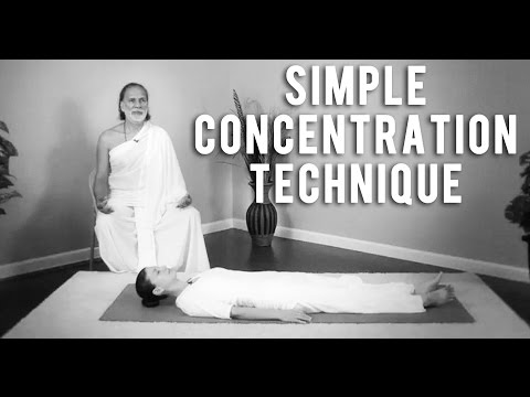 How to Concentrate - Meditation how to tips techniques