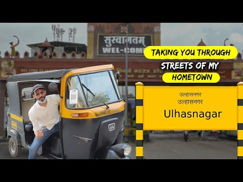 Taking you through streets of my Hometown | Rikshaw Ride | A