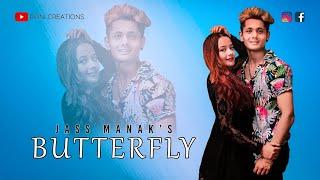 Butterfly : Jass manak (cover video) | RONI CREATIONS | Hemant negi