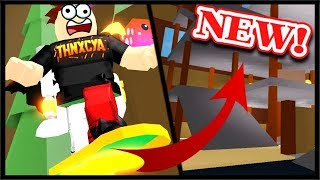 HOW TO GET THE HOVERBOARD & CONSTRUCTION SITE UNLOCK! | Roblox Ghost Simulator