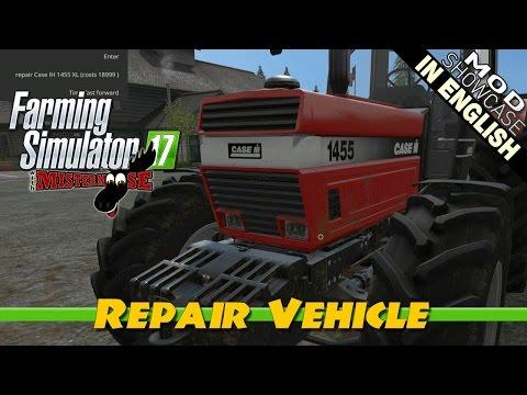 Farming Simulator 17 Mod Showcase | Repair Vehicles