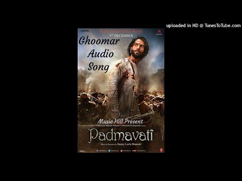 padmavati-ghoomar-full-audio-song