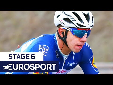 Tour of Turkey 2018 | Stage 6 Highlights: Final Kilometre | Cycling | Eurosport