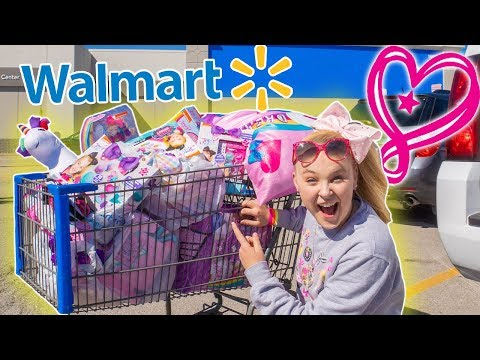 buying-every-jojo-product-at-walmart!!!