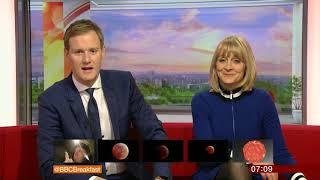 Super Blood Wolf Moon (+ fun story) (Global/(UK)) - BBC News - 21st January 2019