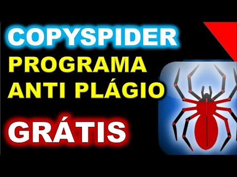 COPYSPIDER-COMO INSTALAR E UTILIZAR O SOFTWARE ANTI-PLÁGIO P/ AFILIADOS,TCC,SEO-2020 from YouTube · Duration:  8 minutes 53 seconds