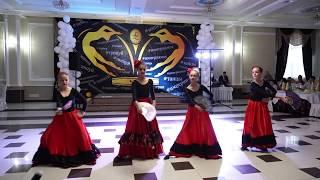 Современная хореография - Испанский танец