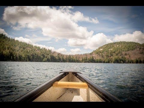 6 Day canoe Trip in Killarney Provincial Park