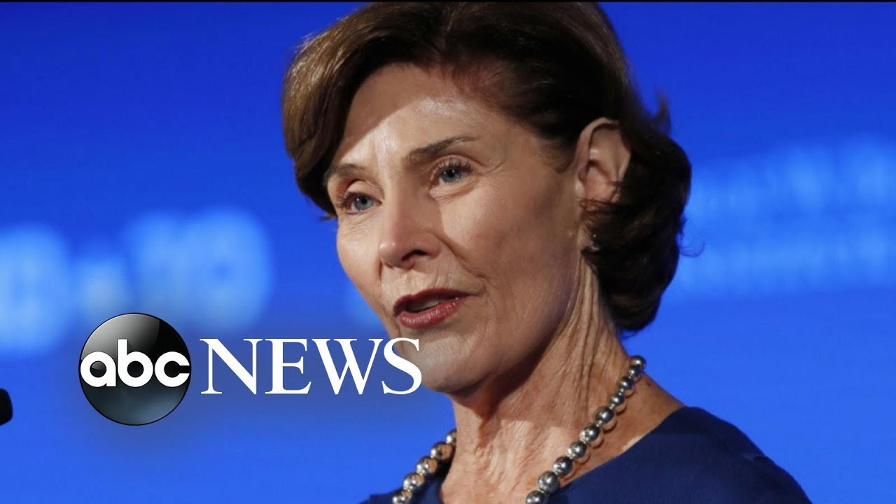 Laura Bush calls Trump immigration policy 'cruel'