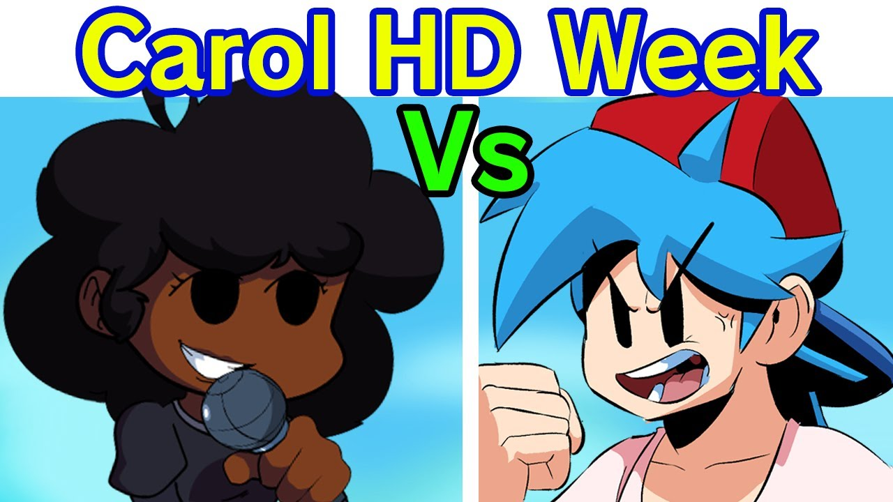 Download Friday Night Funkin' - VS Carol HD FULL WEEK + Cutscenes (FNF Mod/Hard)