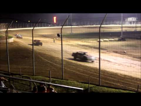 8/8/15 Bomber Heat Race #2 at Portsmouth Raceway Park