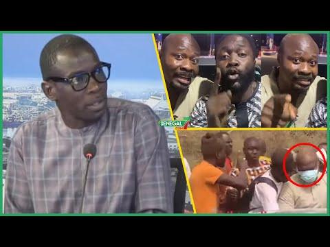 """Mansour Diop sur l'agression de Guy Marius à Nianing """"Ngour Bouy Danou Day Violent"""""""