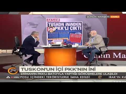 """""""TUSKON ininden PKK'lı çıktı"""""""