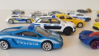 Police Cars Toys Review Vs Hot Wheels Cars Review